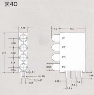 551・553・568シリーズ 3φLED CBI
